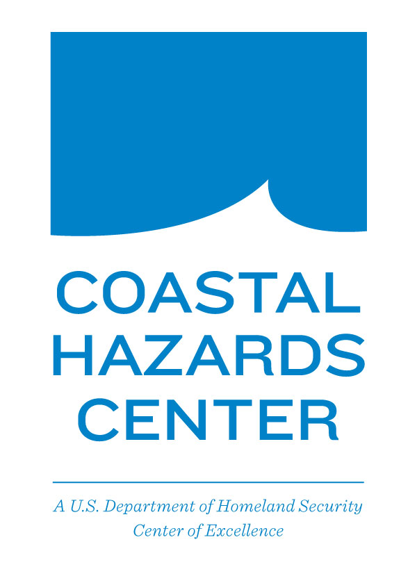 Coastal Hazards Center logo