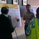 Presentation at poster session